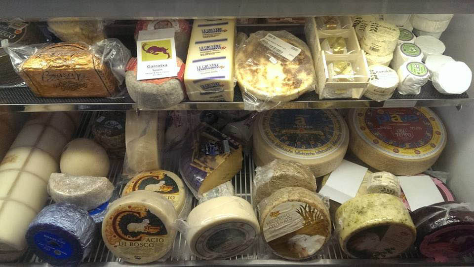 cheese specialty food