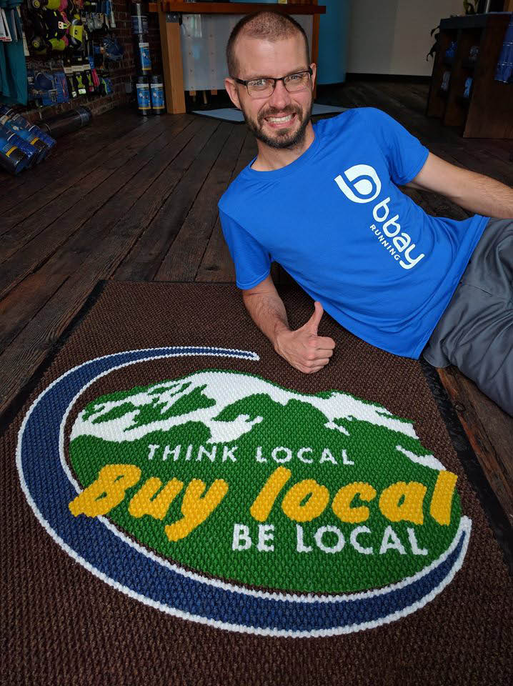 Local running and hiking gear in Bellingham, WA