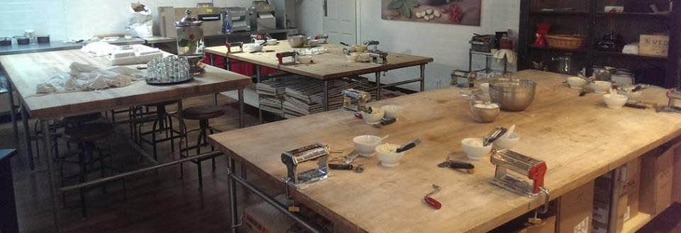 pasta making cooking class local epicurean