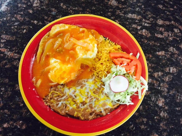 Delicious Mexican foods served in our Palm Springs Restaurant