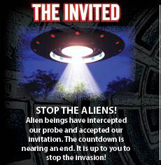 Escape Rooms UFO Theme; Escape Rooms Garland, TX; Richardson
