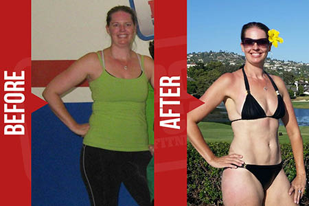 Fit Body Boot Camp amazing Before and After comparison photos