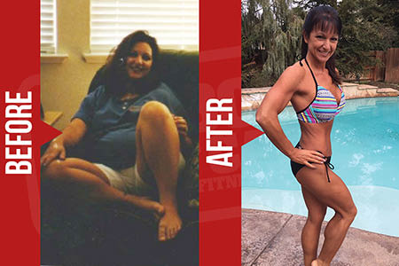Girls Fit Body Boot Camp Before and After Results photos