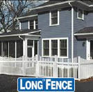 Long Fence quality products and excellent service provided to your residential community.