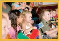 Lornwood Day Care and Preschool in columbia maryland activities are fun and exciting and lessons are stimulating as well as education.