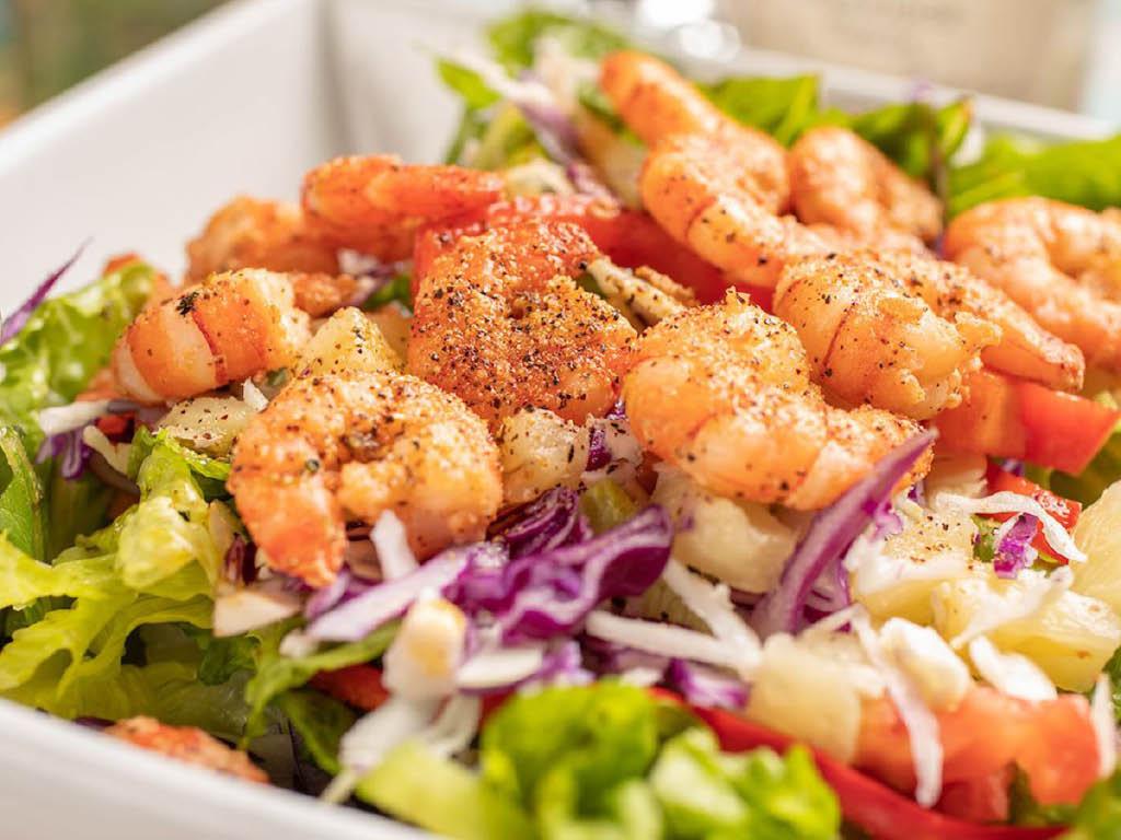 Los Jimadores Mexican Restaurant shrimp dish