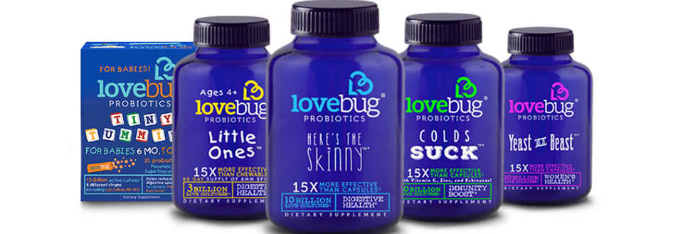 Lovebug Probiotics in New York, NY banner