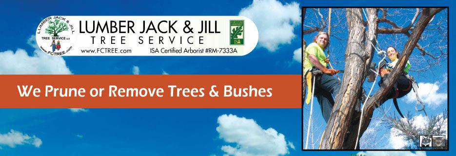 LUMBER JACK & JILL TREE SERVICE