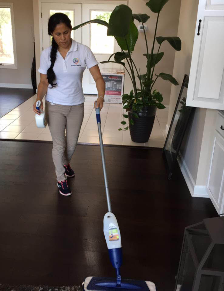 Residential cleaning services near Savannah, GA