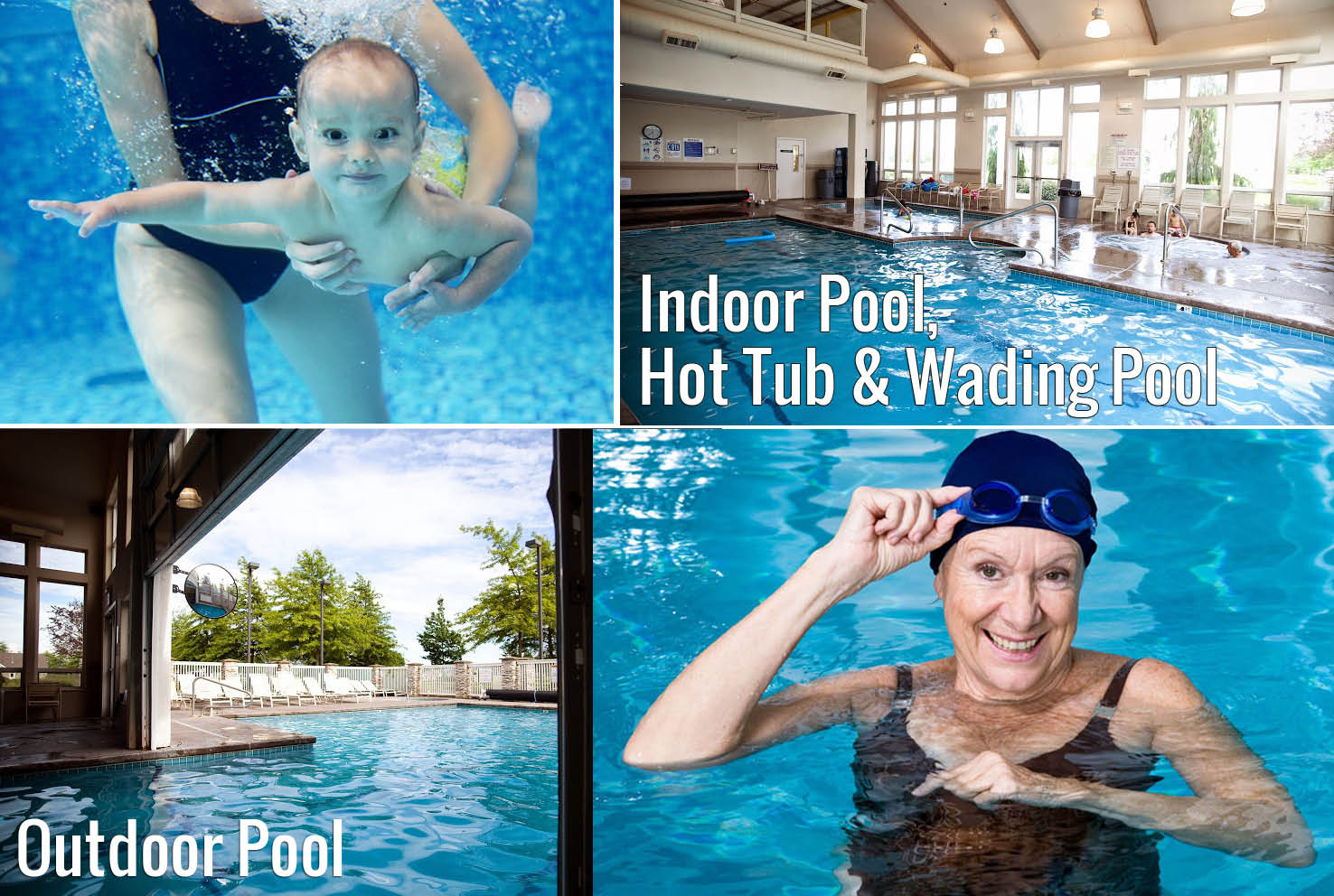 Indoor, Outdoor, wading pool and hot tubs lynden, WA
