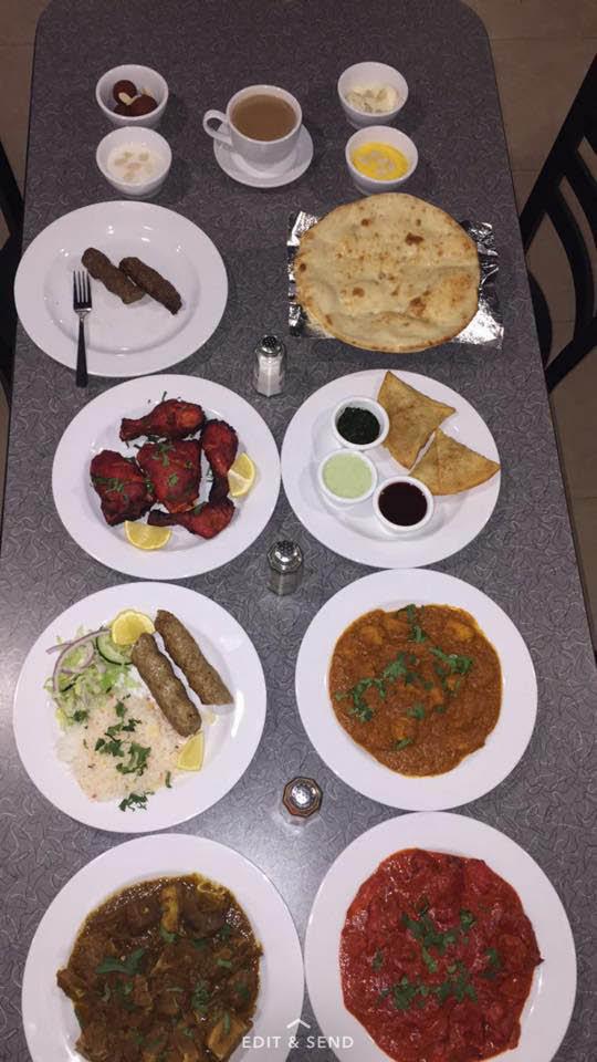 Indian restaurant near Drake University