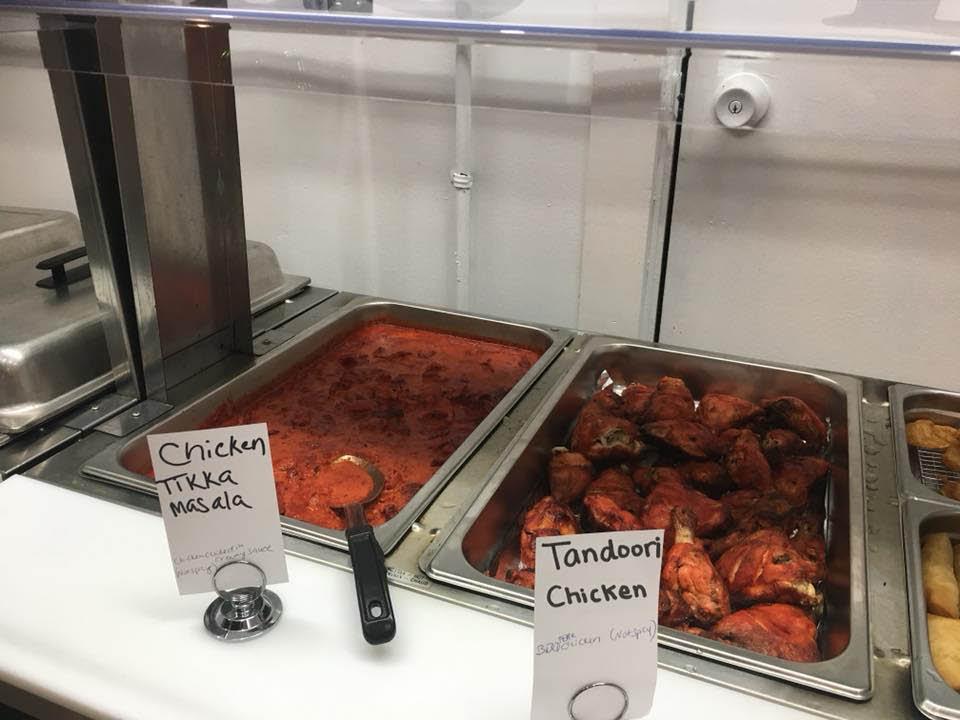 Indian restaurant, Indian buffet