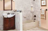 bathtub replacement & conversion in Green Bay