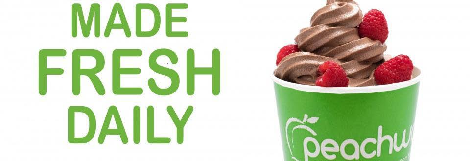 Peachwave Frozen Yogurt in Ocoee, FL banner ad