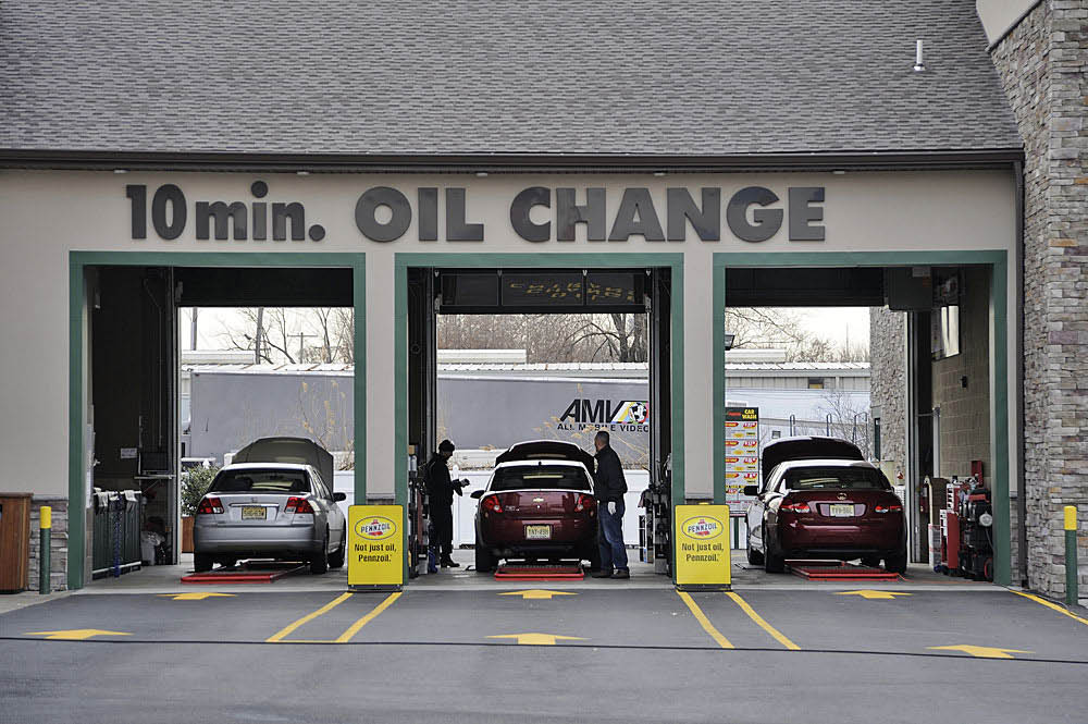 Oil Change Magic Touch Car Wash Nj