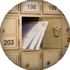 The Shipping Point offers a mailbox rental program in Gurnee, IL