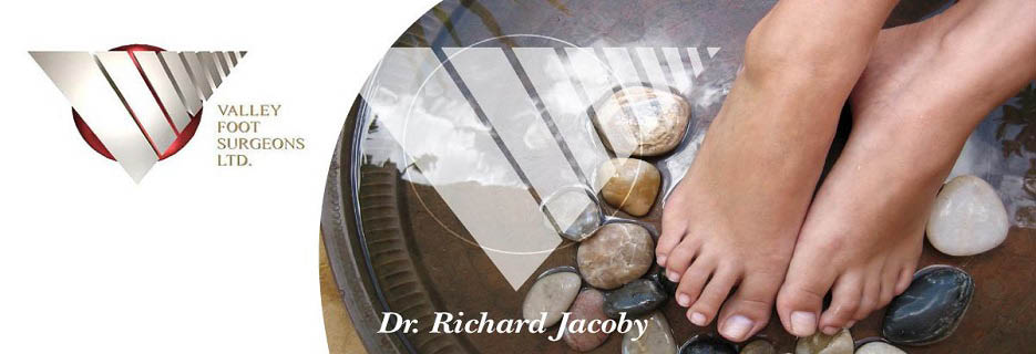 Dr, Richard Jacoby Foot Specialist Scottsdale, AZ podiatrist in Scottsdale, AZ Coupons Foot doctor