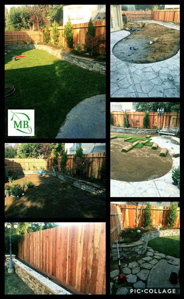 professional landscaping fresno ca