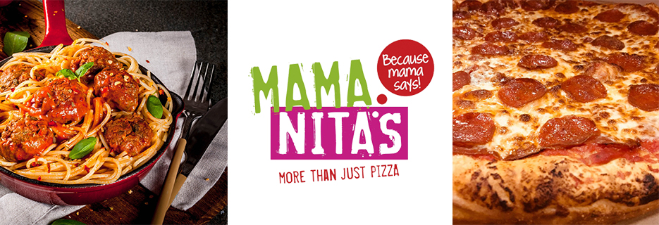 Mama Nita's Pizza, Greenwood, IN, Fishers, IN, New Palestine, IN, Pizza, Subs, Hoagies, Pasta