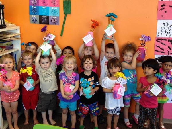Mango's Place happy children