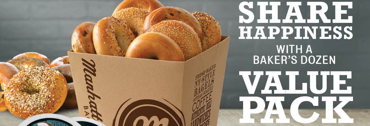 manhattan bagel, bagels, coffee, manhattan bagel coupon, breakfast