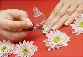 manicure; soak nails and spa located in richland hills, texas