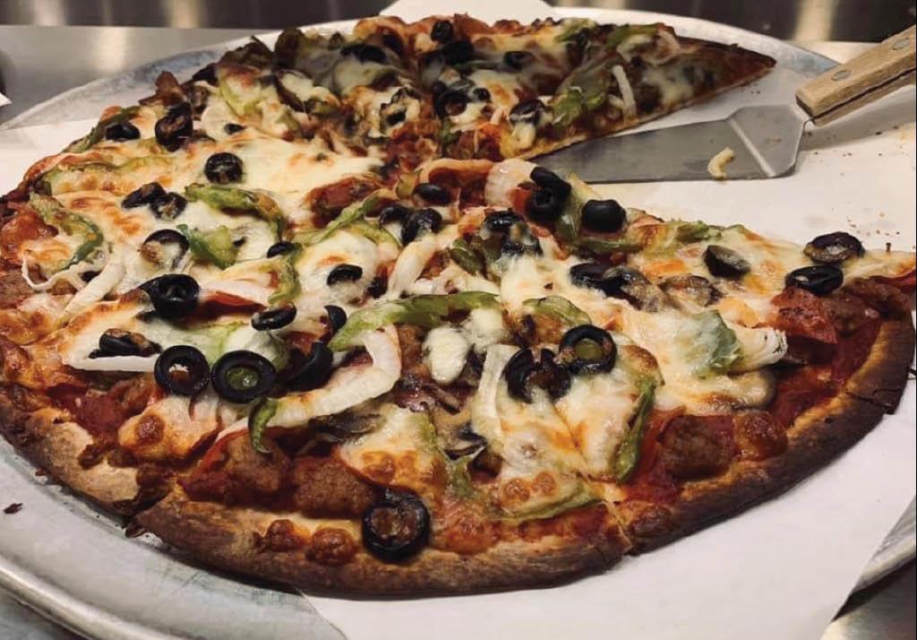 best pizza anoka mn
