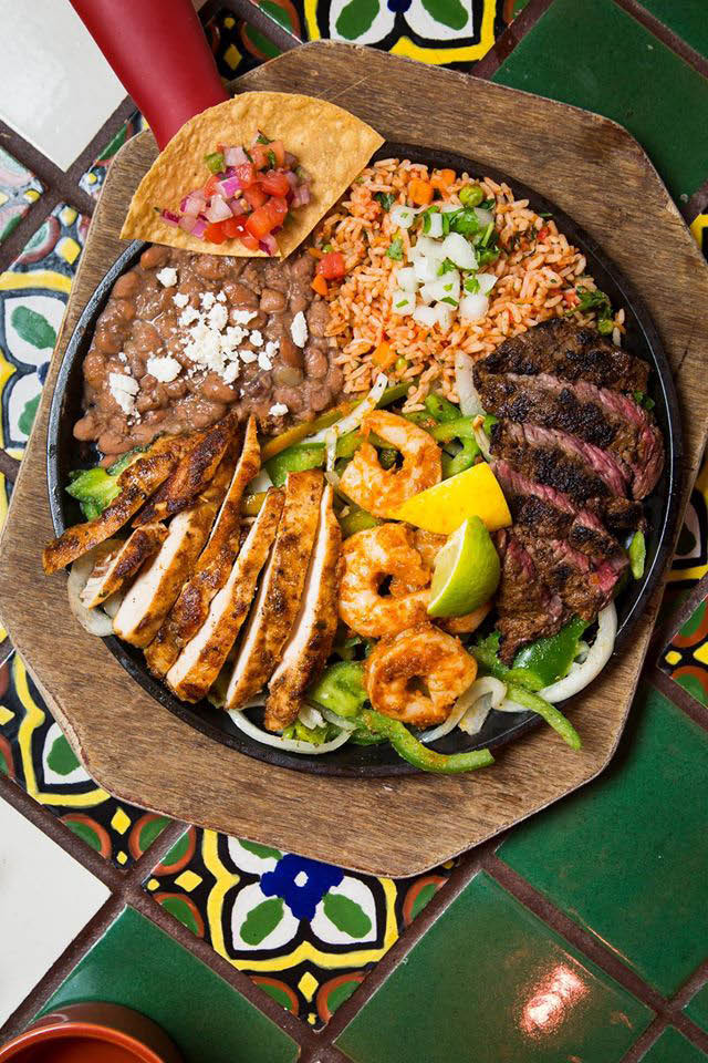 Mexican-Entrees