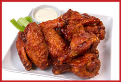 mark's pizzeria webster village ny chicken wings