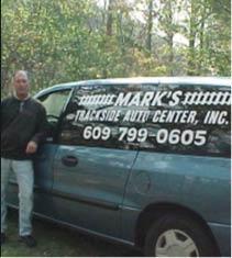 Mark's Trackside Auto Center, automotive repair, tires