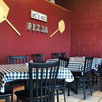 Marsel's Pizzeria Greenfield WI interior