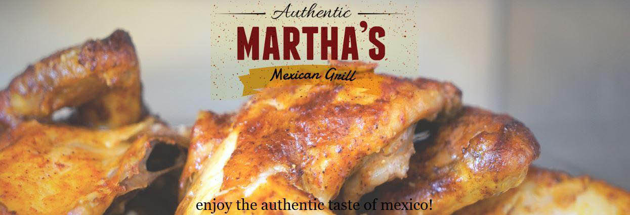 Martha's Mexican Restaurant in Katy, TX banner ad