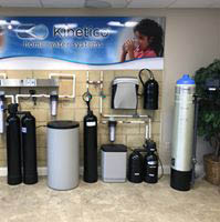 Water softeners, water systems