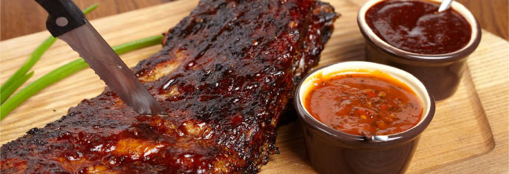 Mason Dixon BBQ services ribs photo