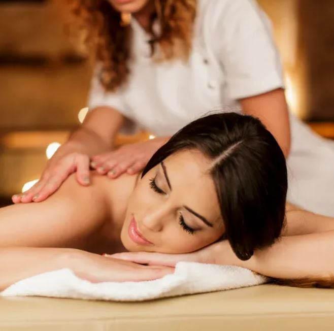 swedish massage from a professional massage therapist