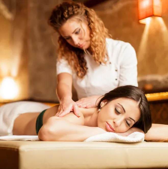 deep tissue massage at Massage Beauty Star