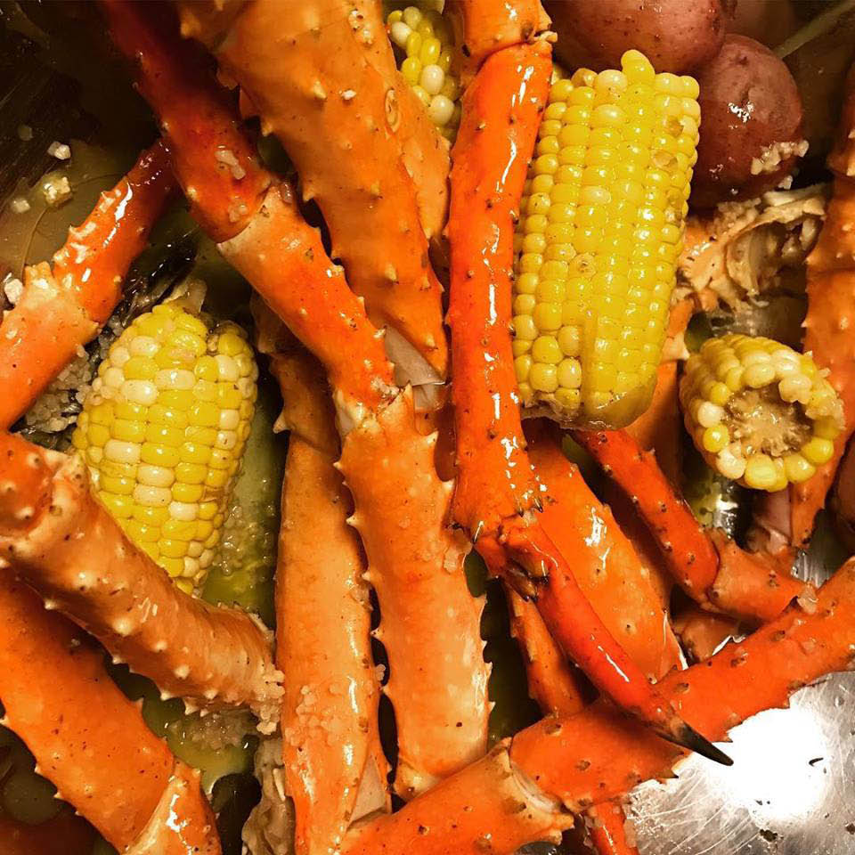 Try the Seafood Boil In A BAg from MAstersQue of Mrrillviolle, IN.