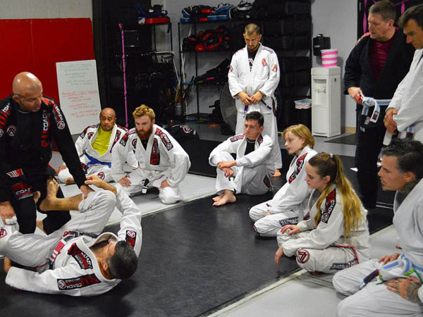 Mat Lab Brazilian Jiu Jitsu classes
