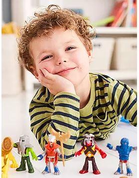 boys Mattel toys