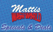 Specials and deals offered at Mattis Auto Wash in Flushing, MI