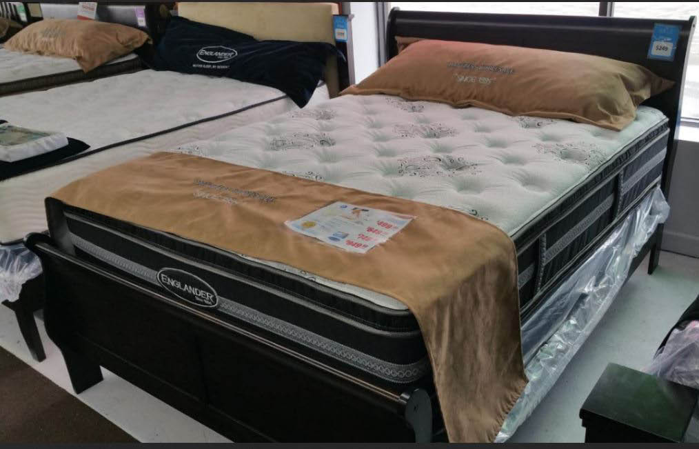 Picture of bed at Mattress Company in Royal Oak