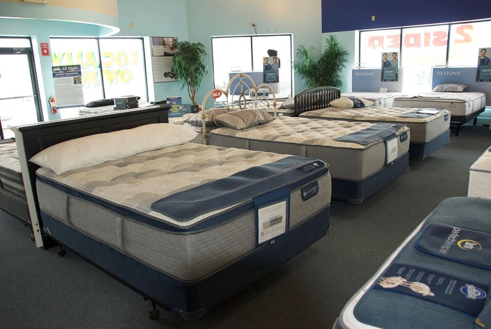 New mattresses Sleep City Rochester NY