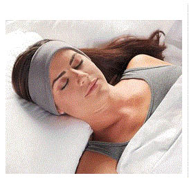 Comfortable sleeping on a bed from Mattress King