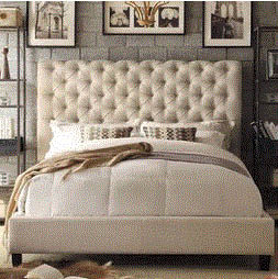 Picture of a beautiful bedroom with a Mattress King mattress