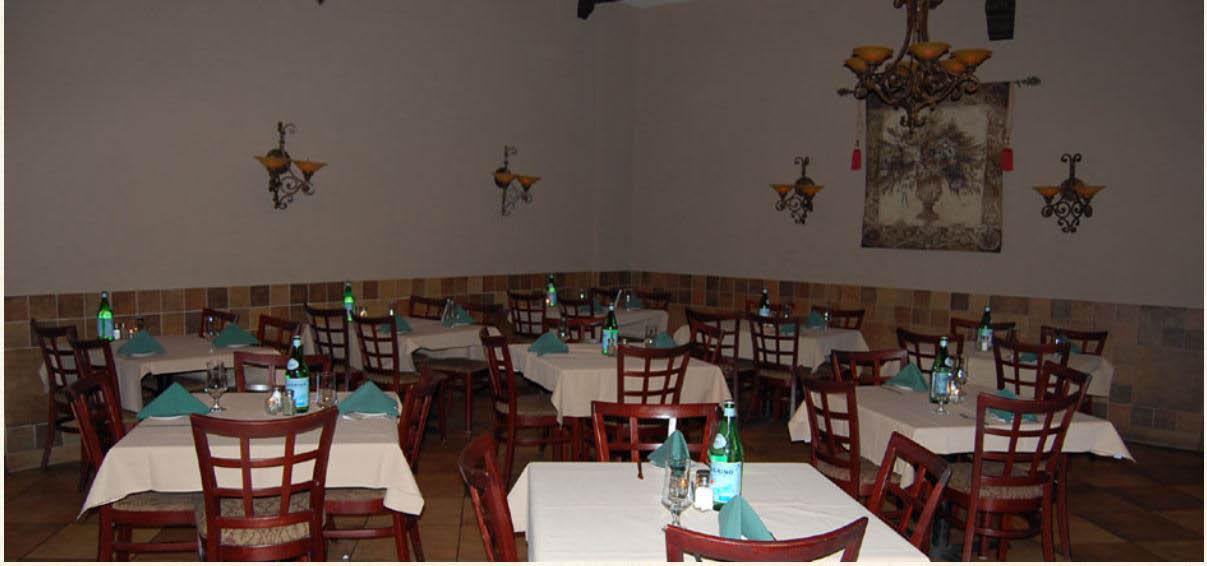 dinner, restaurant, italian