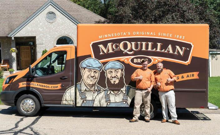 McQuillan Brothers