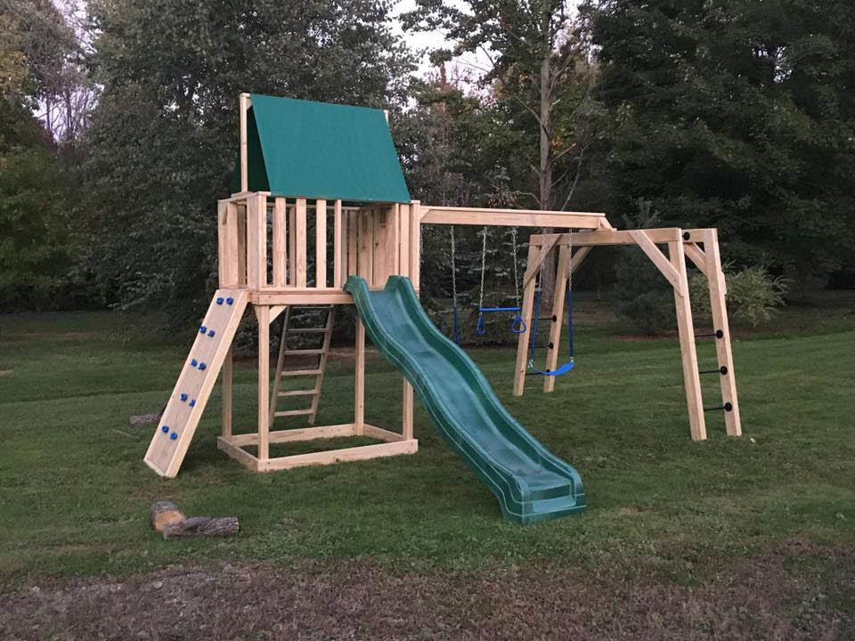 swing sets for sale erie pa