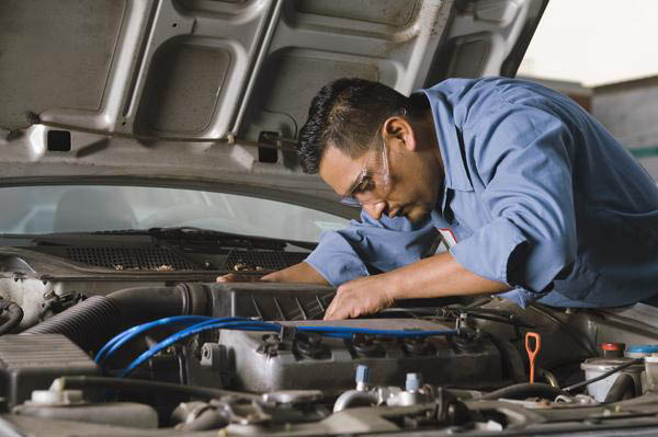Our car mechanics are trained ASE-certified auto technicians