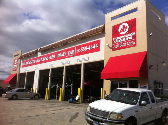 Need helping getting transmission repair? Ask about free towing.