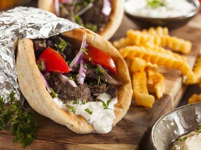Mediterranean food, happy hour, banquets, holiday event, bar; vienna, va